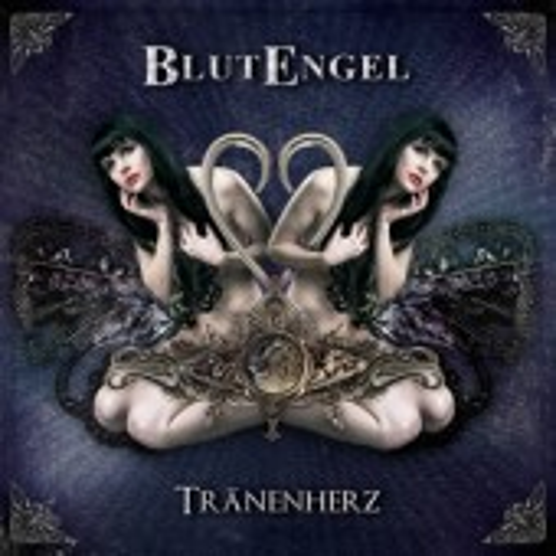 Blutengel - Tränenherz - CD